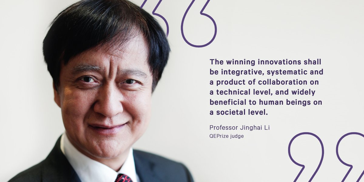 The QEPrize judges are looking for nominations that demonstrate widespread benefits to society. There's still time to make a nomination - entries for this year close on 17 July: https://t.co/sYpMT9YmZN https://t.co/A9fZFB175S