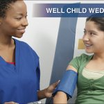 Image for the Tweet beginning: #WellChildWednesdays Tip: An increased risk