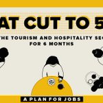 Image for the Tweet beginning: The Government will cut the