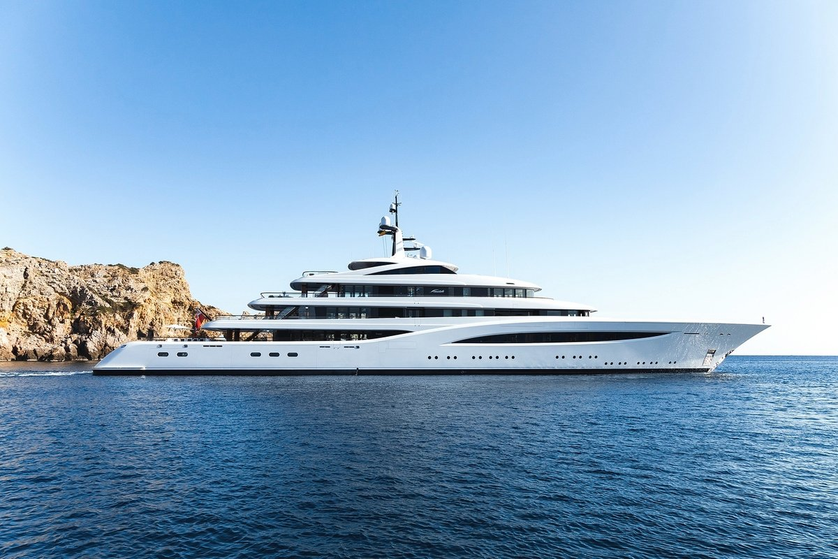 Burgess is delighted to announce its appointment as worldwide charter Central Agent for the stunning FAITH. Without exaggeration, the 96.6m Feadship FAITH is quite unmatched in quality, features and the standard of service. https://t.co/AgMPVbA5NX #betherewithburgess https://t.co/BJj5GxJ3aE