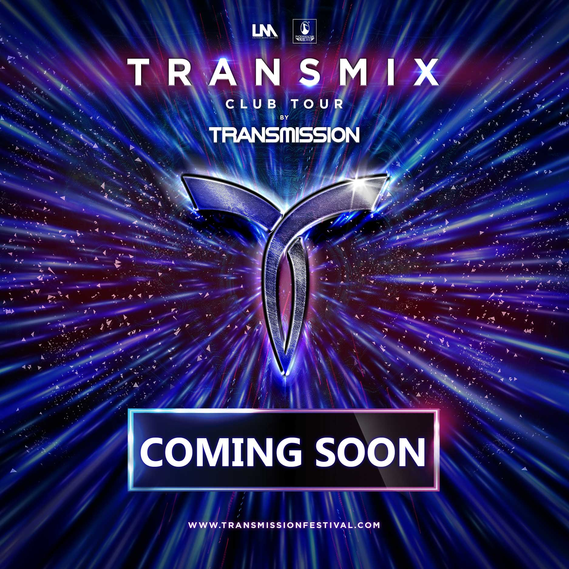 Transmission Festival On Twitter China The Wait Is Over 𝐓𝐑𝐀𝐍𝐒𝐌𝐈𝐗 𝐂𝐥𝐮𝐛 𝐓𝐨𝐮𝐫 By Transmission Is Heading Your Way More Info Soon Transmission China Transmix Clubtour Club Trancefamily Tmchn20 Comingsoon Https T Co