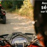 Image for the Tweet beginning: Assurez votre sécurité sur les
