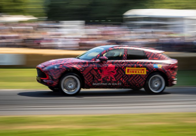Last year's @fosgoodwood saw the…