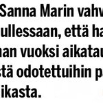 Image for the Tweet beginning: Piti ihan hieraista silmiään. Maassa