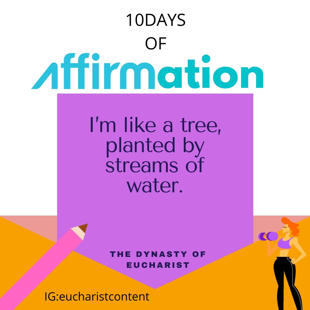 DAY 10 Affirmation. You are what you tell yourself. Build your Confidence. The words of your mouth are power. Speak LIFE ! #motivation #lawofattraction #affirmations #love #inspiration #positiveaffirmations #dailyaffirmations #positivity #manifest #affirmationoftheday #healing https://t.co/uVRXYVyTL5