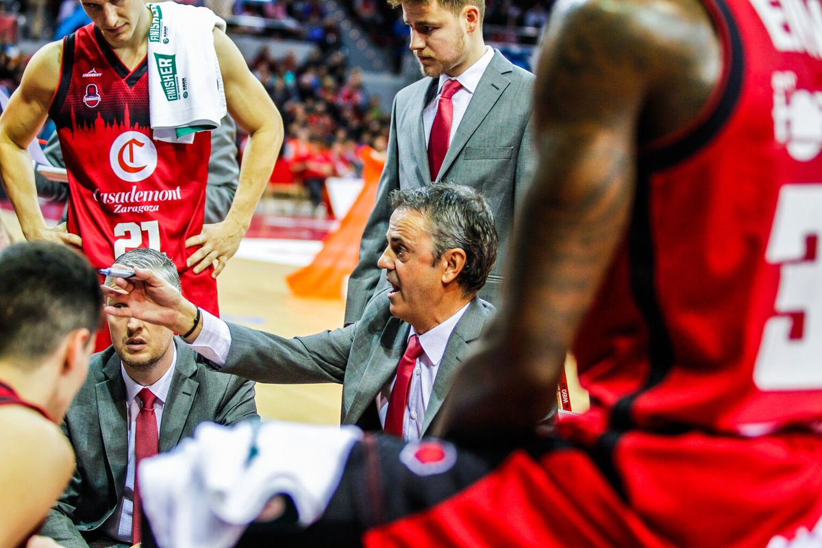 You can never blame a man for doing what he believes is best for him. Just want to thank coach Porfi for everything he's done for me, as well as for @BasketZaragoza! He allowed all players to be US and play free without worry! He will be missed, but now we have new beginnings!!! https://t.co/Qx6dNomR7N