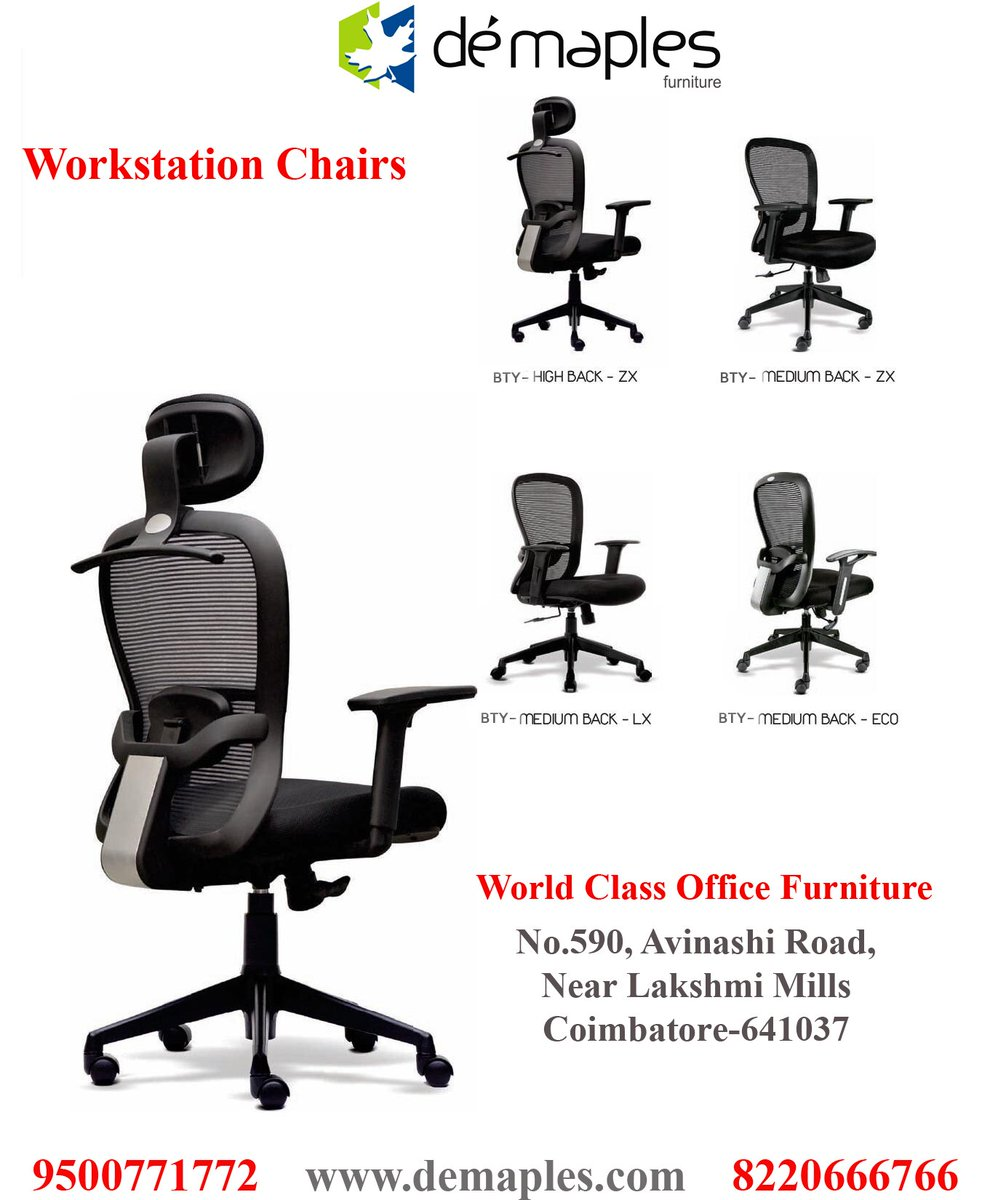 Ergonomic chairs for Home office  #Officechairs #Chairs ForWorkFromH..For more info visit...http://www.demaples.com/latest-update/ergonomic-chairs-for/93?utm_source=twitter…pic.twitter.com/mYN0E2aqkr