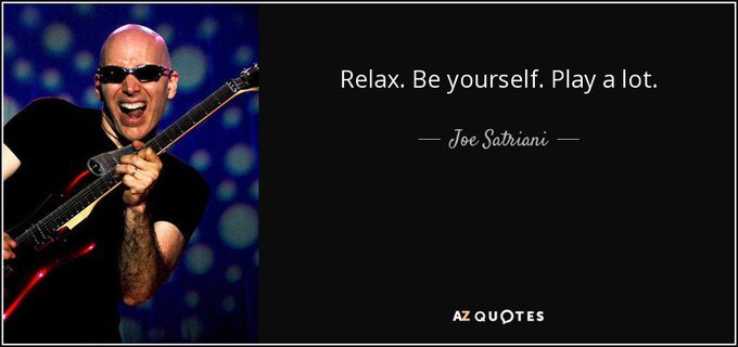 Happy 64th Birthday to Joe Satriani, who was born on this day in 1956 in Westbury, New York.