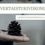Image for the Tweet beginning: Tule mukaan vertaistukiviikonloppuun 11.-13.9! Viikonlopun