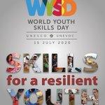 Image for the Tweet beginning: Danas je #WorldYouthSkillsDay, dan kojim