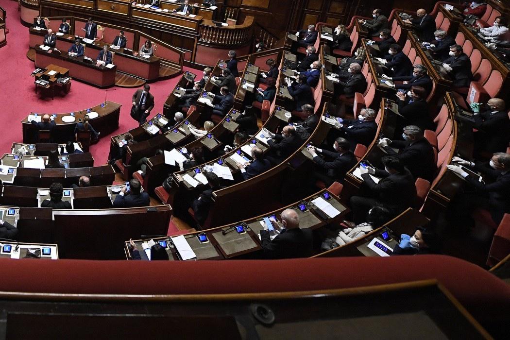 #Senato