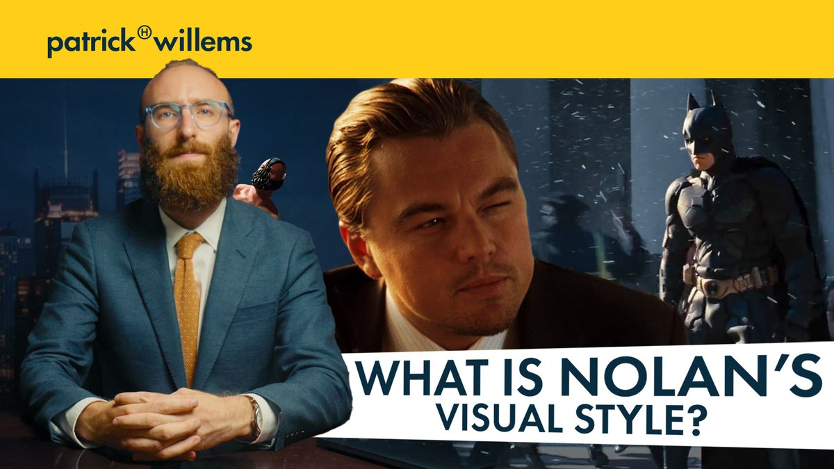 Decided it was finally time to talk about Chris Nolan, what his visual style actually is, and how Imax made him a better filmmaker  Also: Chris please delay Tenet   https:// youtu.be/v92uAesOimQ    <br>http://pic.twitter.com/P8nXk2CgfO