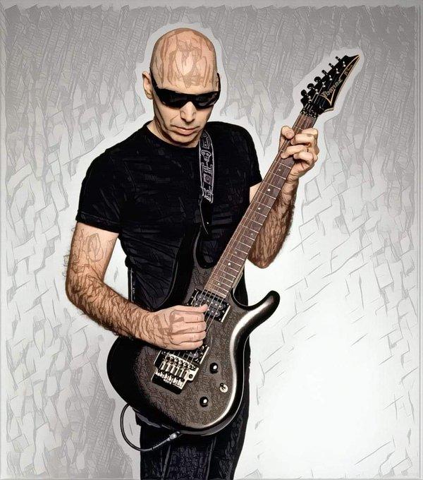 Happy Birthday Joe Satriani