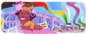 Google Doodle honors LGBTQ pioneer, Stonewall vet Marsha P. Johnson - CNET: Cc: @MikeQuindazzi https://t.co/8CepqNAfrH https://t.co/eZw4zeYBQF