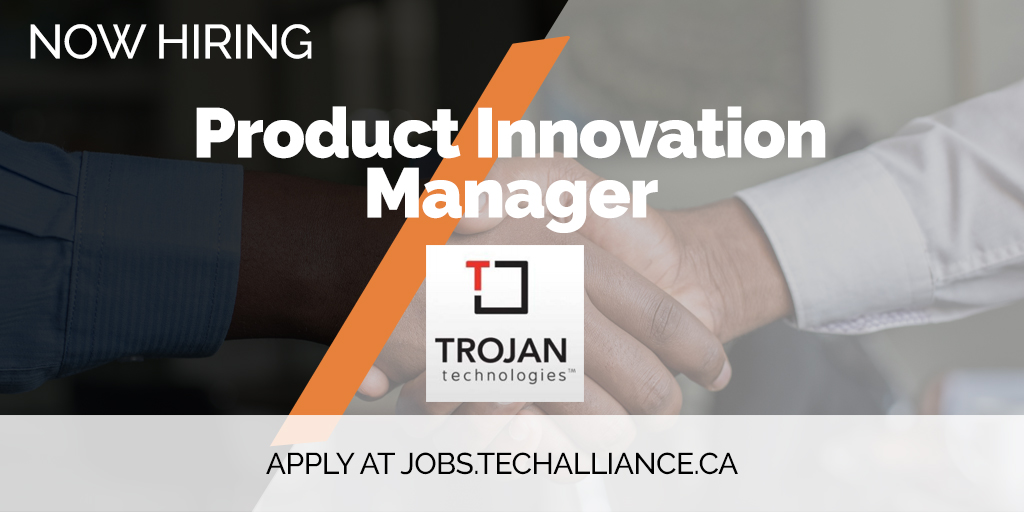 Passionate about new product development? @TrojanTech is looking for a Product Innovation Manager to be a 🗝 member of Pall Water's global marketing team. Apply at https://t.co/SGqAN696ba  #SWOnt #ldnontjobs https://t.co/YLhDI77z4t