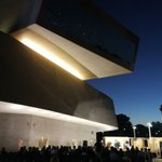 Image for the Tweet beginning: Quella tra MAXXI e Cinema