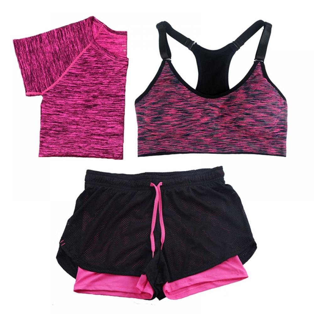 #fitnessaddict Women's Fitness Sports Clothing Set <br>http://pic.twitter.com/4TroVmKGIe