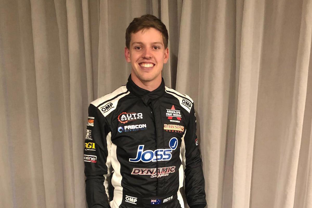 El talento de la @Super2Series, Jordan Boys, sigue siendo optimista de asegurarse un puesto como copiloto de @supercars esta temporada mientras se prepara para su primera carrera en 5 meses. #VASC #SupArg   Lee lo que dijo Jordanhttps://bit.ly/BoysBathurst1000…pic.twitter.com/0wvxRAMmNY