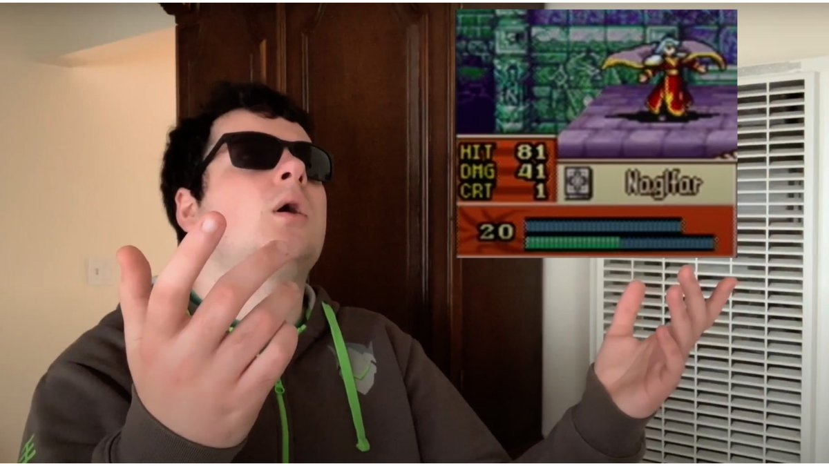 Mfw the enemy starts their 1% crit animation <br>http://pic.twitter.com/oymIPyPUb2
