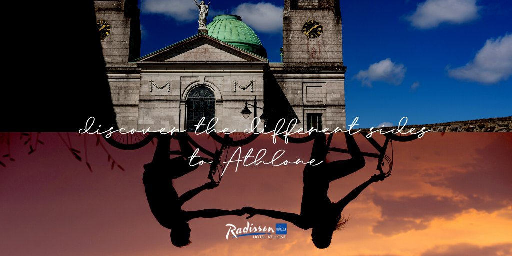 WOOHOO it's looking a lot like #Summer with our re-opening TOMORROW Thursdsy 9th July! Join the hype when you discover the different sides to #Athlone with B&B for two from €129. Book here https://t.co/kmtGylyvHb #MakeABreakForIt #iNUACollection https://t.co/fhCL9pCbud