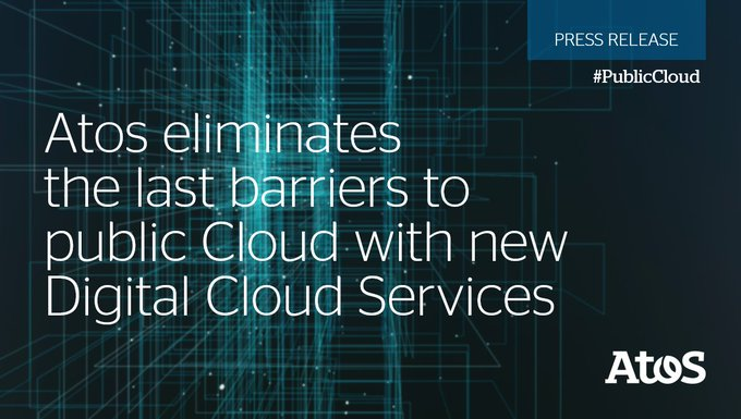 In collaboration with @awscloud, @GCPcloud and Microsoft @Azure, our new Digital Cloud...