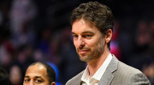 Report: Pau Gasol is 'very close' to a deal with Barcelona ahead of the Olympics https://t.co/5L5p8mpAjt https://t.co/QKXvT4CpYK