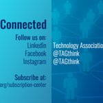 Image for the Tweet beginning: Stay connected! Follow us on