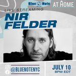 Image for the Tweet beginning: Tonight, Blue Note at Home
