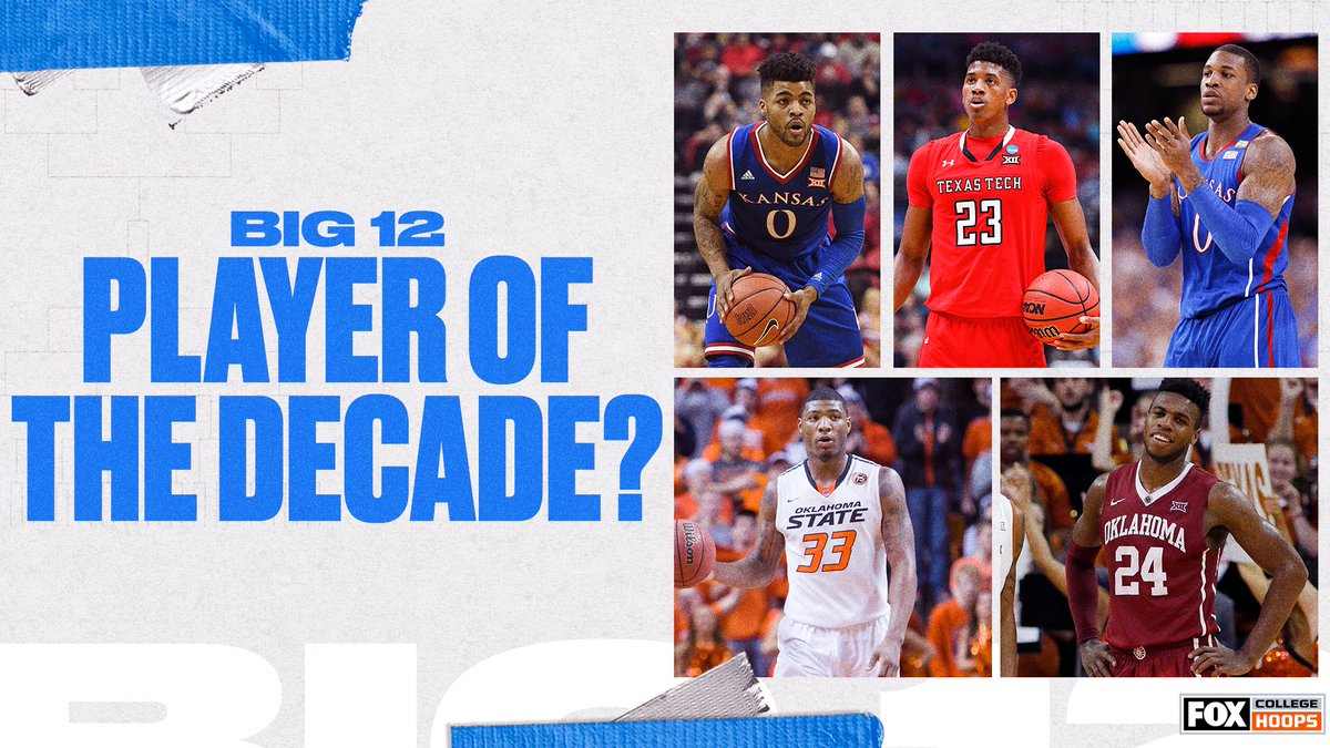 Who do you think was the best @Big12Conference player in the last decade? https://t.co/YckFjj25G5