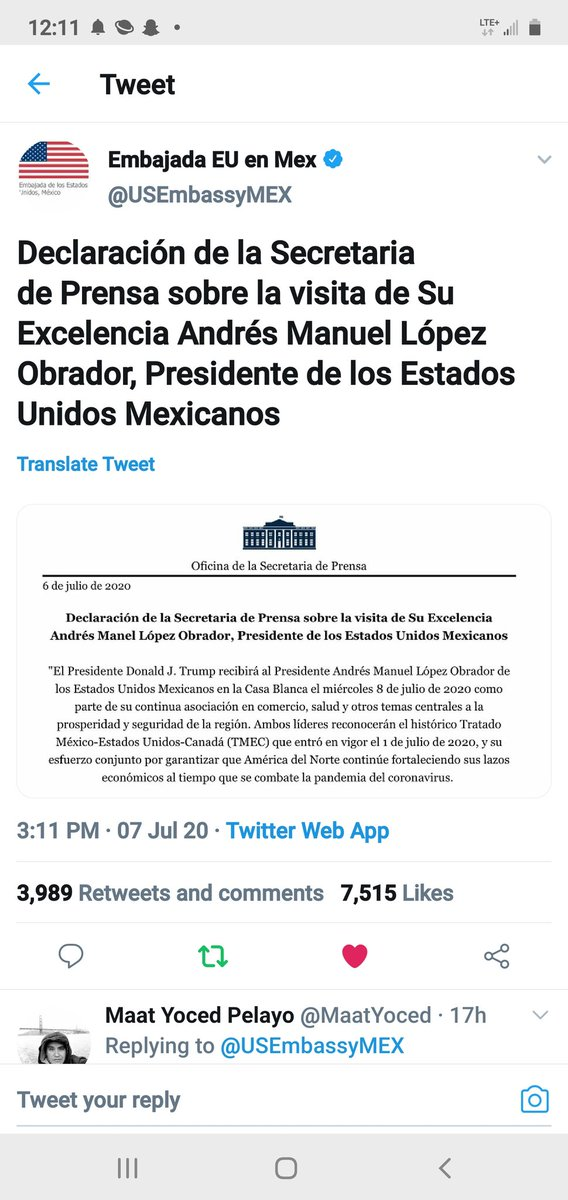 Aunque a la #OposicionPedorra y #MoralmenteDerrotados les arde #SuExcelenciaLopezObrador es su presidente #MexicoDignoYQuerido #EsUnHonorEstarConObrador https://t.co/bSFKXffCz8