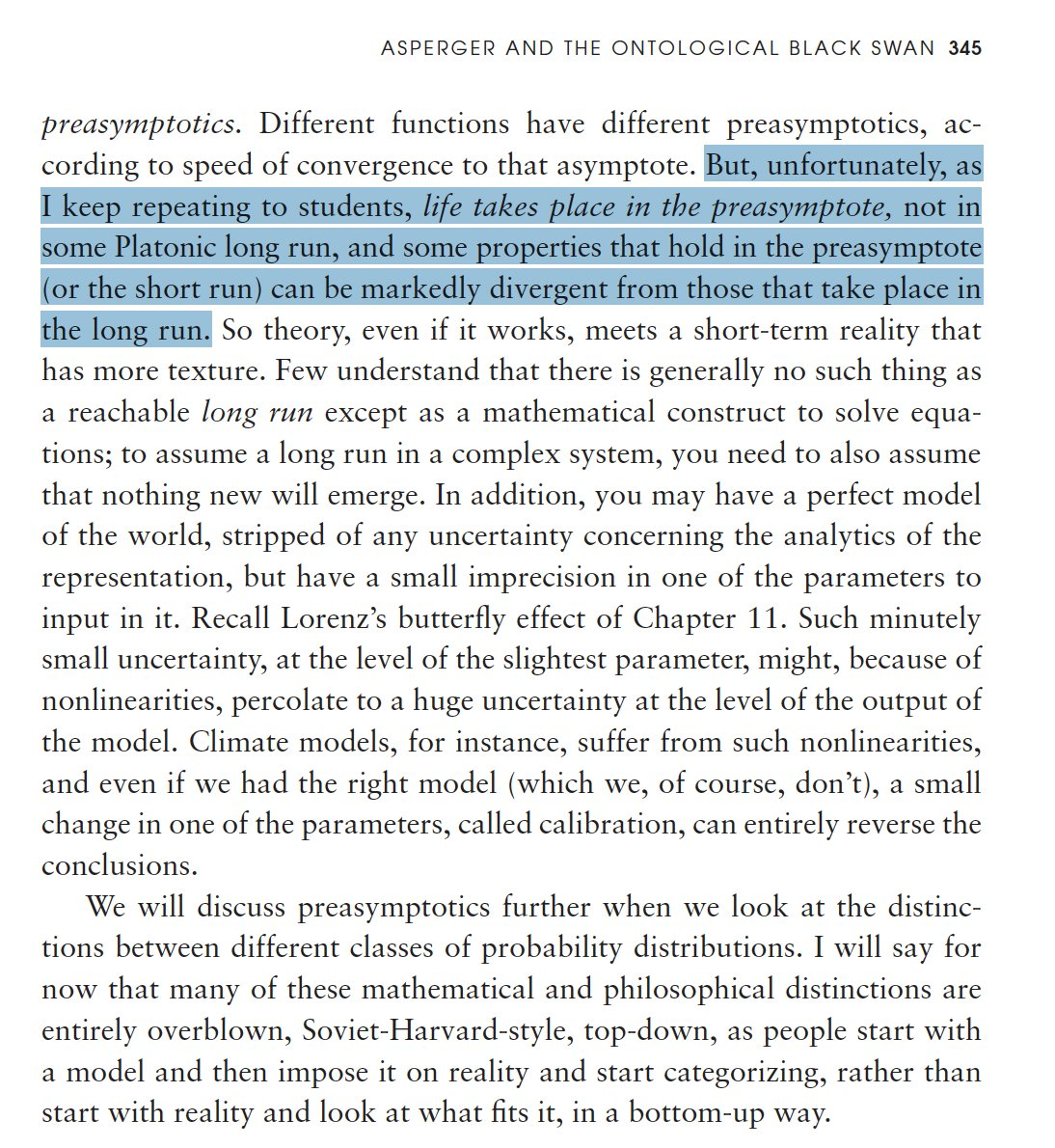 Also PREASYMPTOTICS, the topic of STAT CONS OF FAT TAILS https://t.co/nGhbvi9Ys4