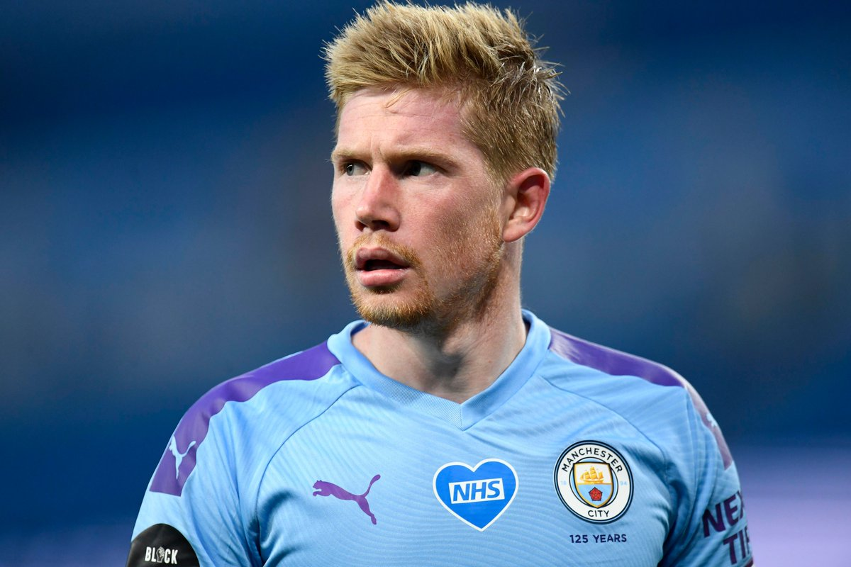 - 29 matches - 18 assists - 11 goals KDB is playing his own game 🎮