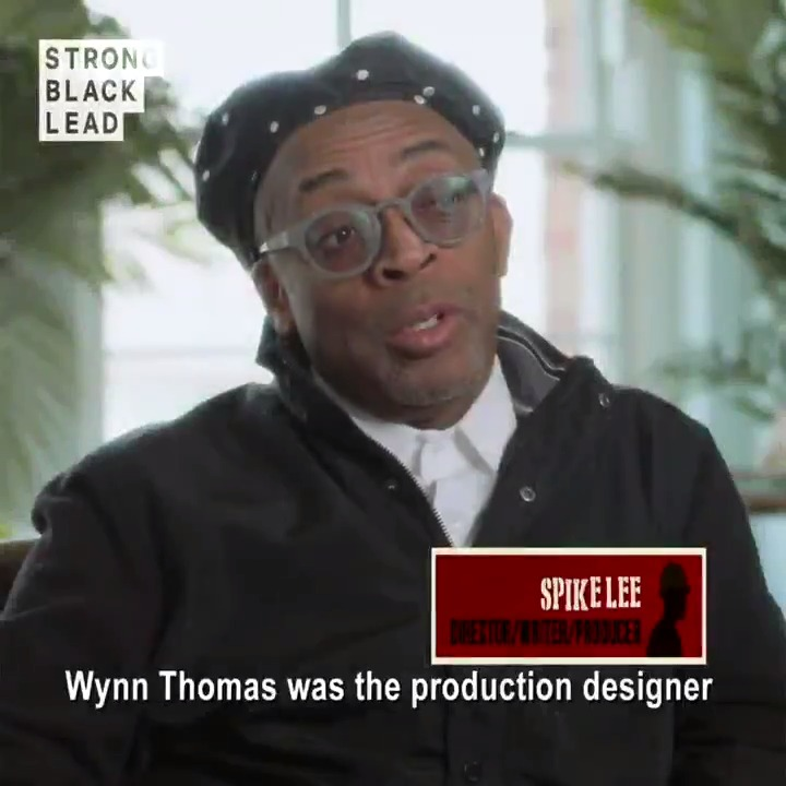 I appreciate how dedicated @SpikeLeeJoint has always been at giving Black creators opportunities both in front and behind the camera.  Wynn Thomas did the set design for his first film, She's Gotta Have It, and his most recent film #Da5Bloods. pic.twitter.com/gWSUvvKbRX