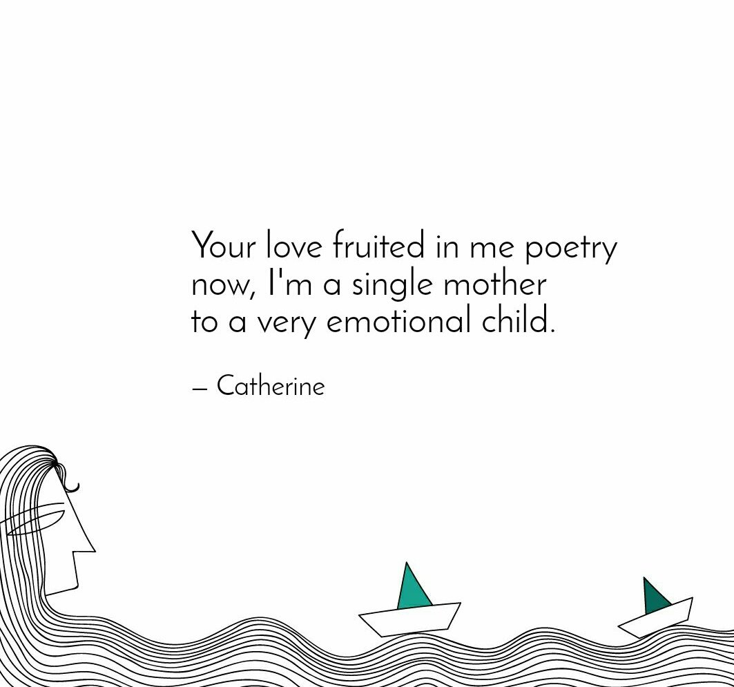 #poetry #poetrycommunity  Your love fruited in me poetry now, I'm a single mother to a very emotional child. <br>http://pic.twitter.com/q8RGGk4mkY