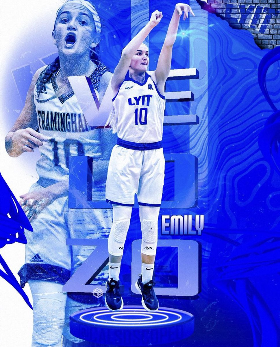Congratulations to our team captain and 2020 Graduate, Emily Velozo, on continuing her basketball career in Ireland this upcoming season! We are so proud of you and all that you continue to achieve- you deserve it! Best or luck from your #fRAMily🐏🏀 we'll be cheering you on 💛 https://t.co/RYsB5EhqMF