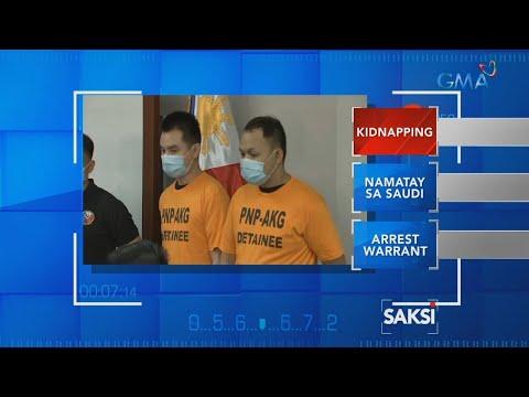 VIDEO: Malaysian at Indonesian na suspek sa pagdukot ng isa pang Malaysian, arestado https://t.co/CMNG07Fzaj https://t.co/BCoZ8Kw74F