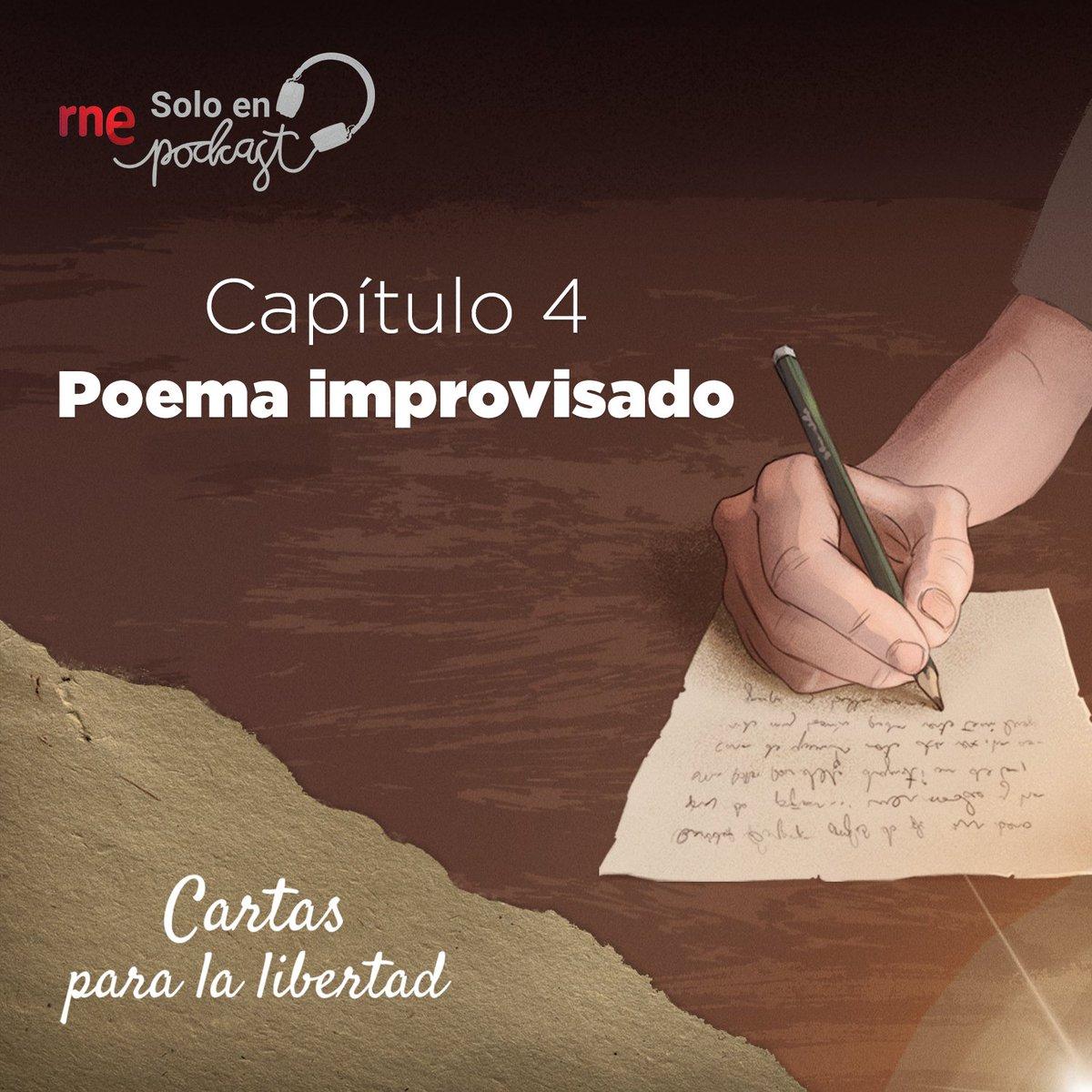 Image for the Tweet beginning: ✍ Un poema improvisado de
