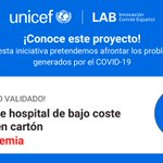 Image for the Tweet beginning: Descubre el proyecto #Packdemia que