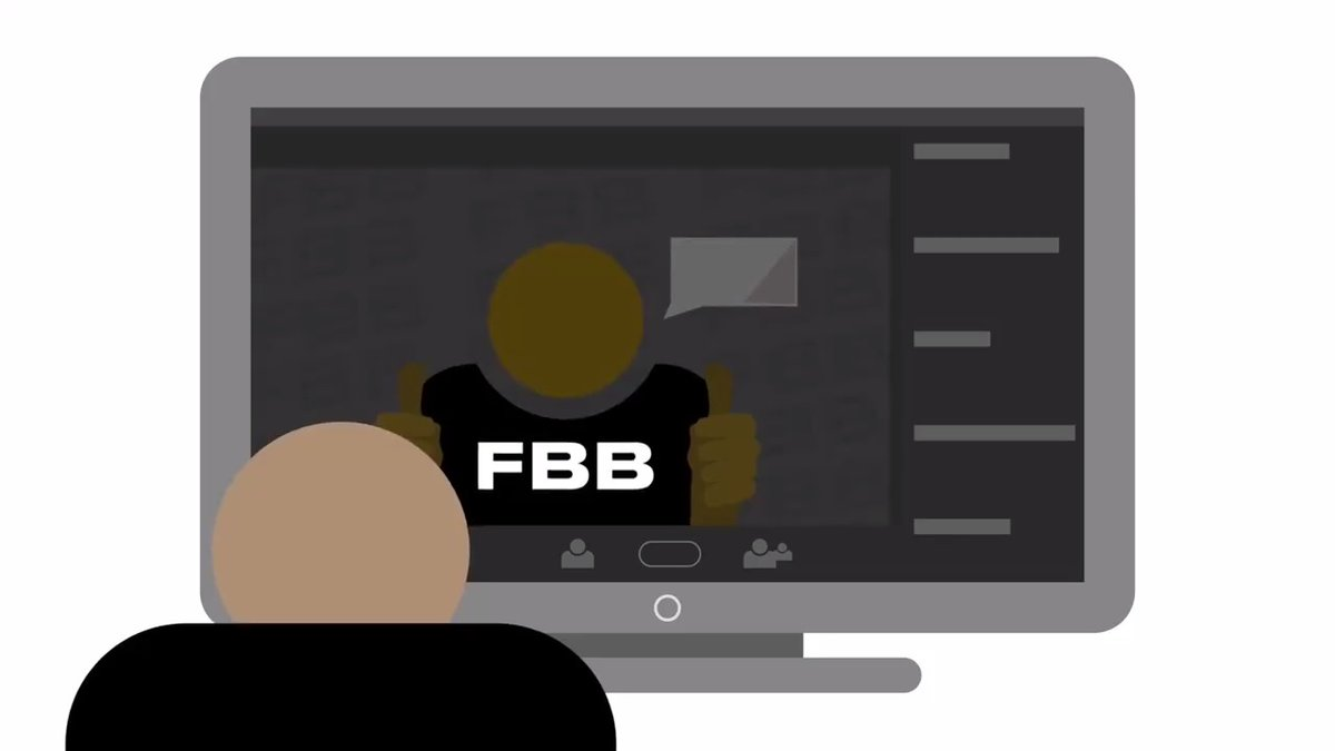 The FBB Virtual School Explainer 📲💻  Throughout the lockdown, we've been supporting FBB participants virtually by running creative projects and providing 1 to 1 support 🙌  Check out this video to find out more 🙏  Donate here to support our work 👇 https://t.co/g0INEozty1 https://t.co/9uP1vSphVy