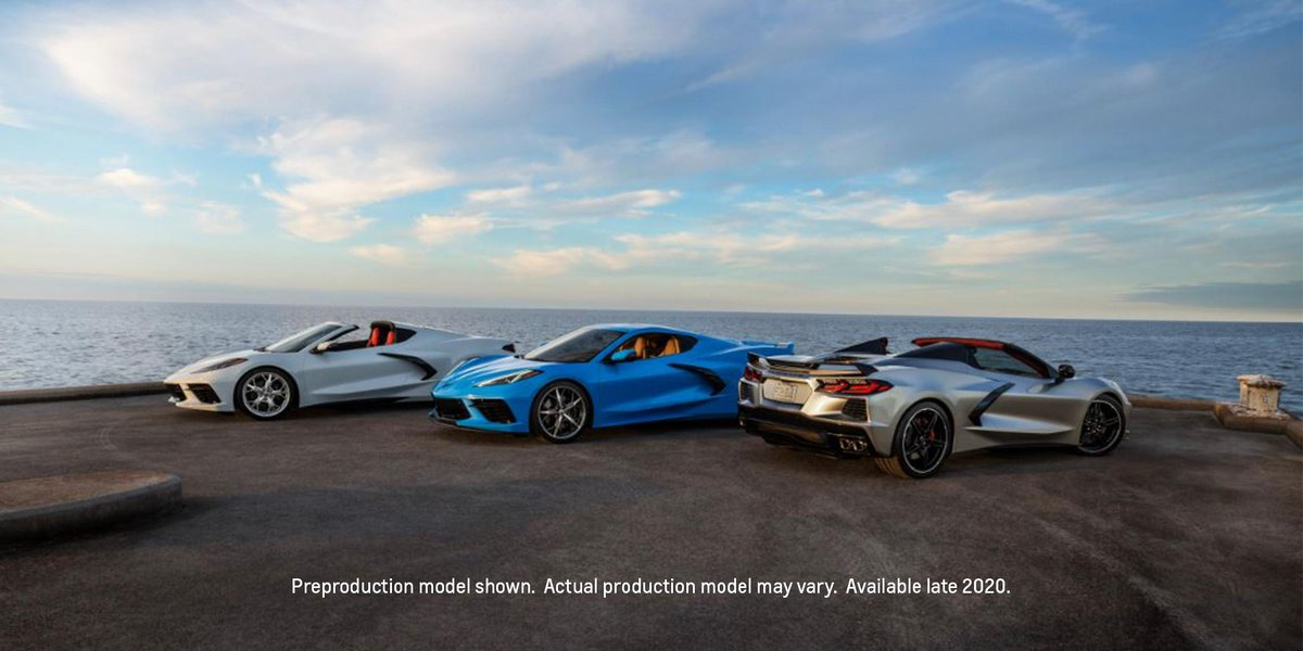 We've added to the legacy. See all the updates to the 2021 #Corvette right now. https://t.co/m388cMH5NY https://t.co/NcbMAqMsPM