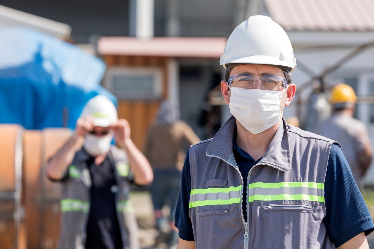 Returning to work on a #construction site? Be fully prepared and impress employers by taking our FREE course covering best practice in #covid19 precautions! https://t.co/9143DzBoFf  #OnlineTraining #RemoteTraining #Coronavirus #BackToWork #ConstructionTraining #LoveConstruction