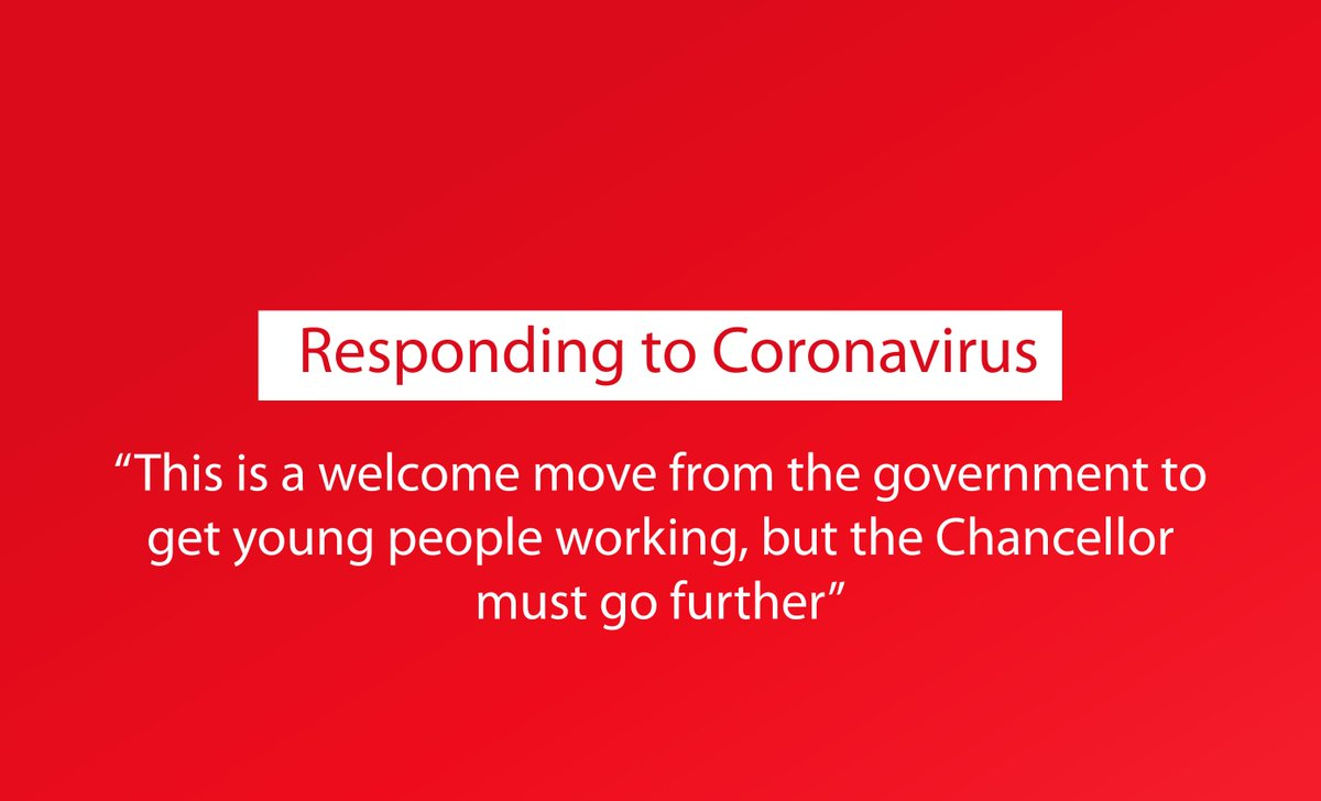 "NEW: British Youth Council welcomes £2bn government ""kickstart scheme"" bit.ly/2BGcTMM"