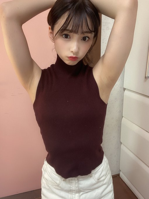 グラビアアイドル鶴巻星奈のTwitter自撮りエロ画像23