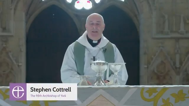 In his first service as Archbishop of York, @CottrellStephen will lead this weeks online service. The new Archbishop will offer personal reflections on prayer, available 9am on Sunday via Facebook, YouTube, Instagram and our website. Find out more at cofe.io/ABY98FirstServ….