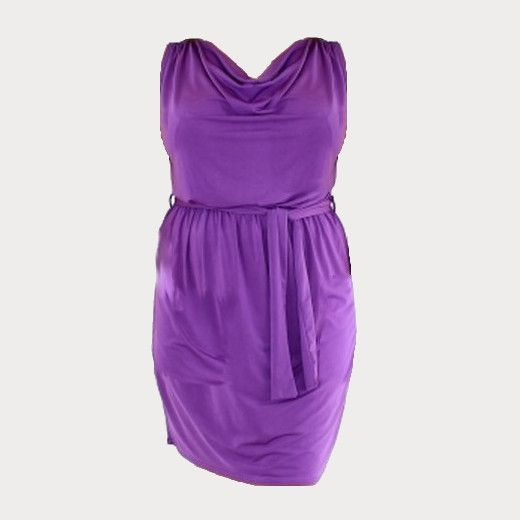 This draped jersey fabric with a tie belt is ideal for warmer weather, and we love the gorgeous purple colour. Wear as a dress with sandals or as a tunic paired with leggings. Just £7 in our summer sale. https://buff.ly/3eWZRJ4 #FashionPlusSize #FashionConfidencepic.twitter.com/3oAsT2jpau