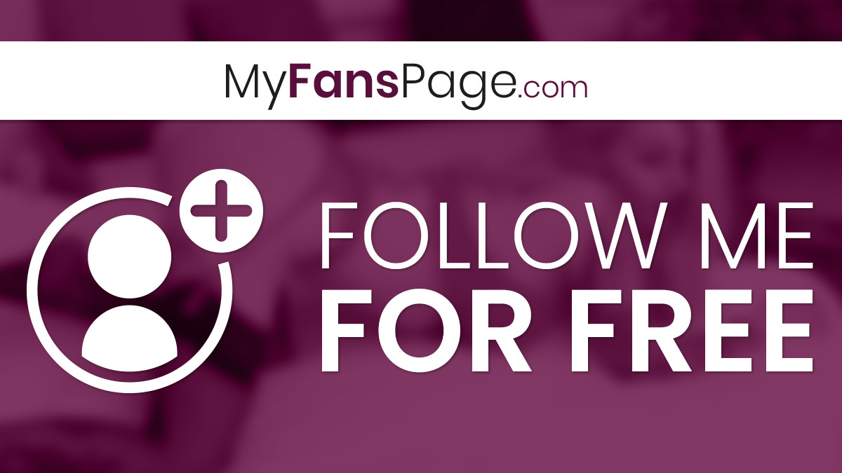 Hi, I just got a new follower on MyFansPage. Come and follow me what are you waiting for its FREE! https://www.myfanspage.com/r/371948 pic.twitter.com/vCzG5e2CD1
