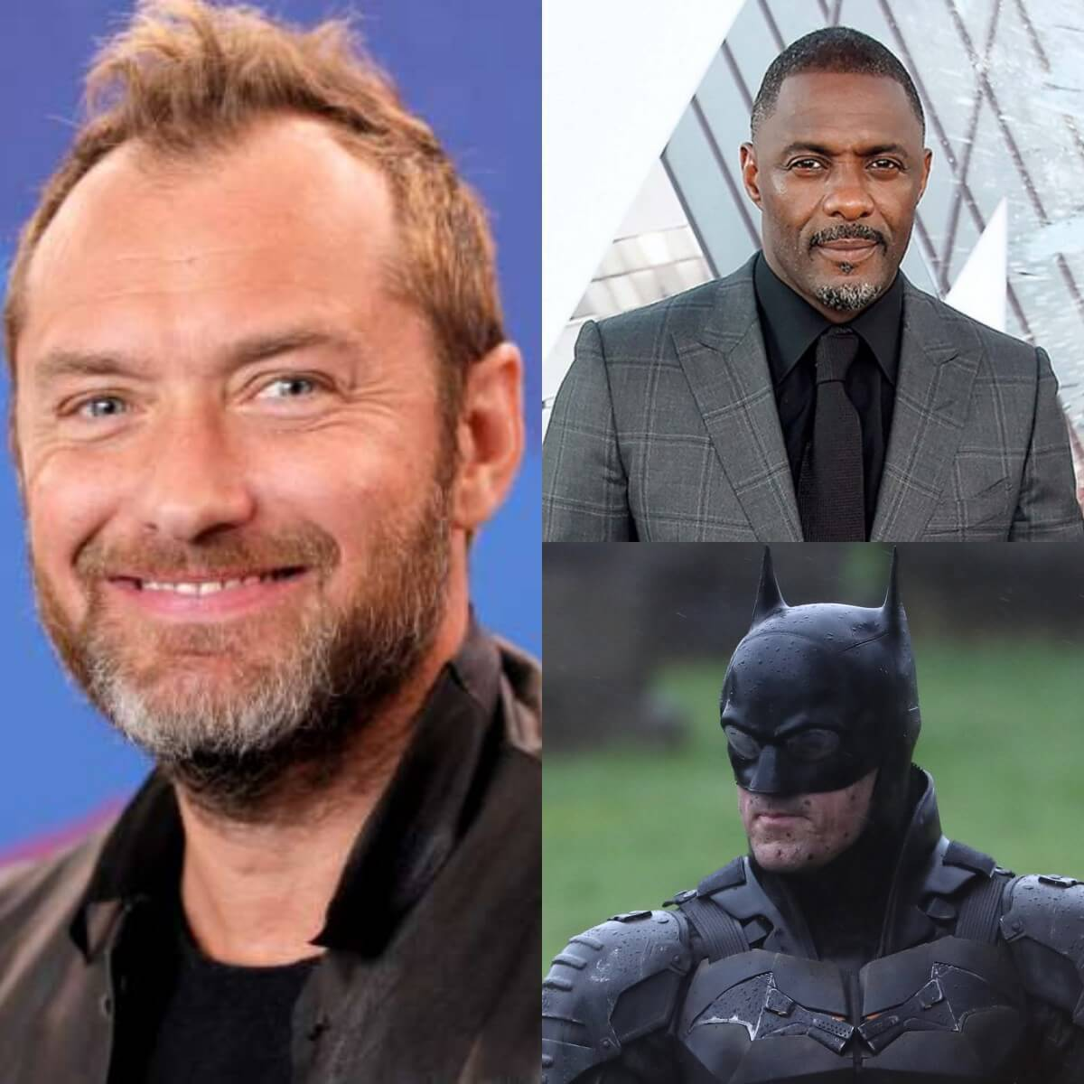 Jude Law To Play Captain Hook For Disney, Idris Elba Teases 'Luther' Movie & 'The Batman' Focuses On Bruce & Alfred https://t.co/hFcUJmoBsO #Movies #AndySerkis https://t.co/GuUrvDSSsV