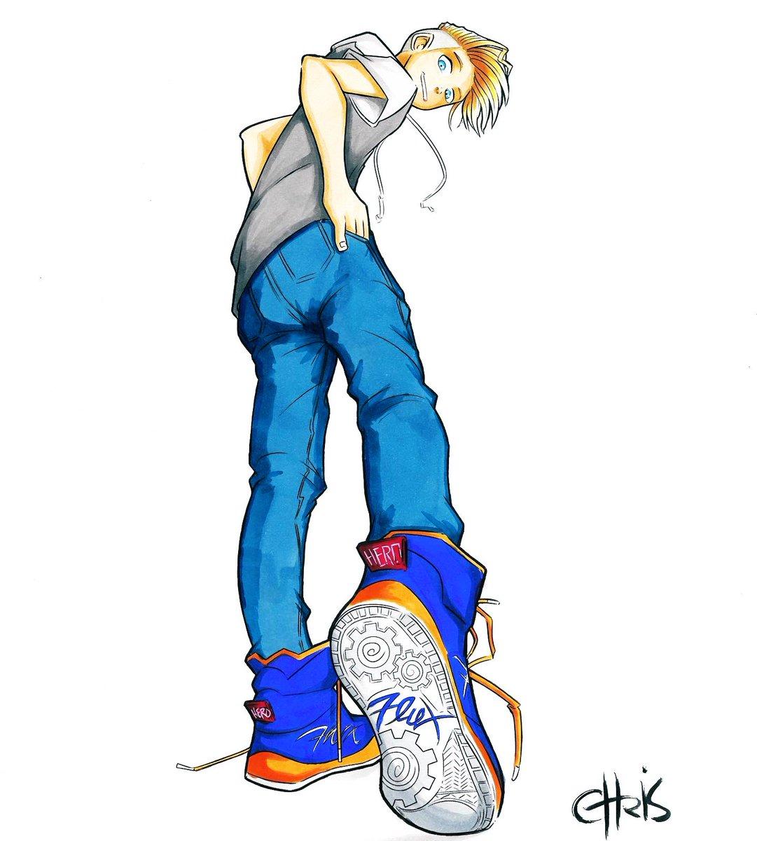 Hugo's SICK NEW KICKS   Insta http://www.instagram.com/fluxdestiny  #copic #copics #copicmarkers #copicwithus #sneakers #sneakersaddict #kickspic.twitter.com/yUhGiEEn1C