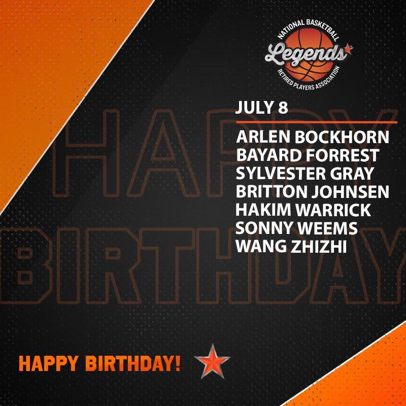 Wishing a HAPPY BIRTHDAY to these @NBALegends 🎉  #LegendsofBasketball #NBABDAY https://t.co/fIBDu5TPkg