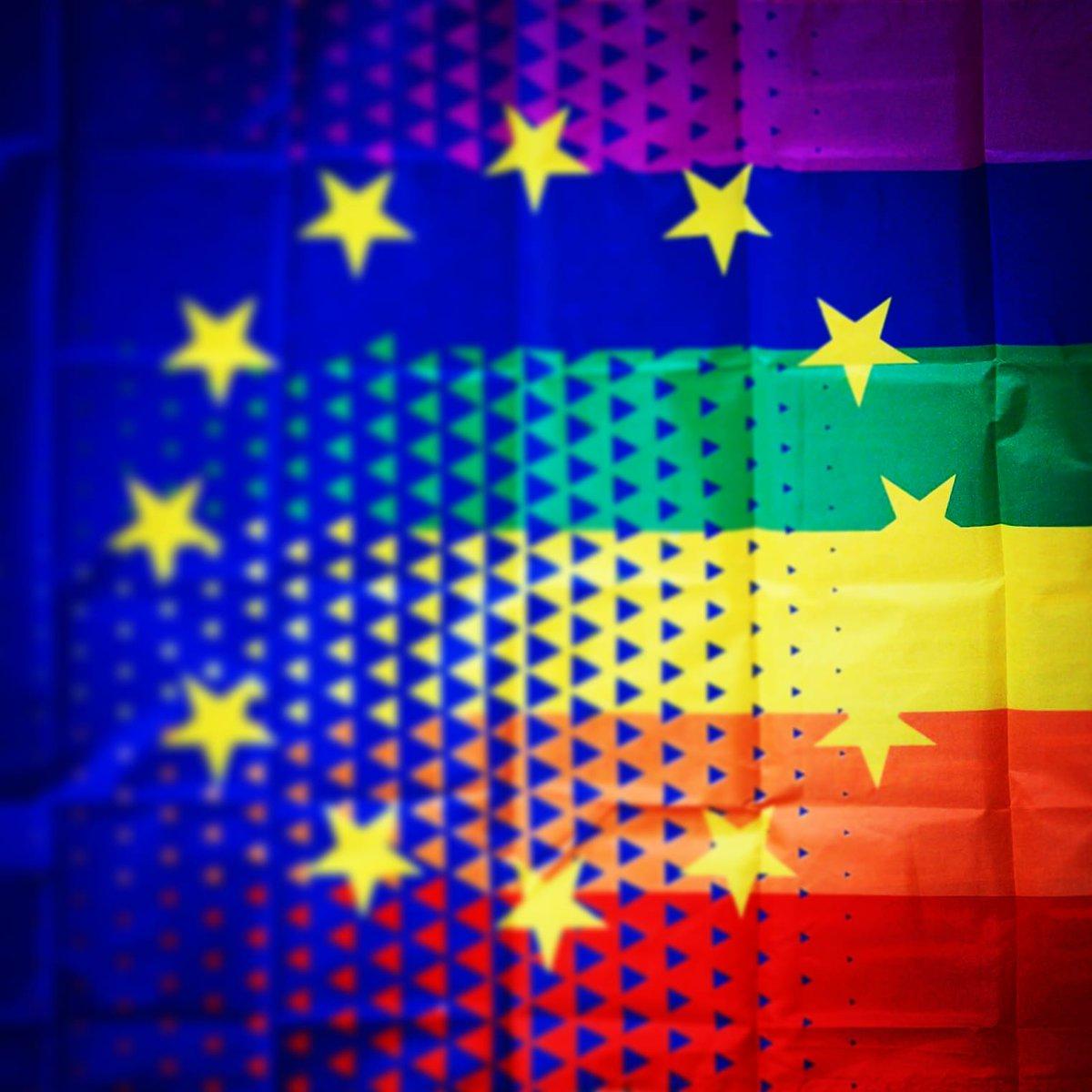 #PrideMonth #prideweek #csd #LGBTQIA #LGBTQI #LGBTQ #loveislove #faith #hope #Europa https://t.co/3lrIbqJlNq